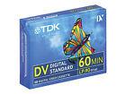 Mini DV: MiniDV Camcorder Tapes & Discs for Universal