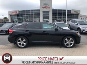 2011 Toyota Venza LEATHER - NAVIGATION - V6 - AWD - NO ACCIDENTS