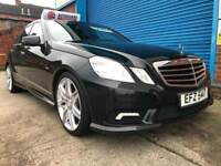 2011 MERCEDES E350 CDI BLUE EFFICIENCY SPORT NOT BMW 5 series Audi A6