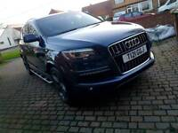 Audi Q7 S Line Plus 2012