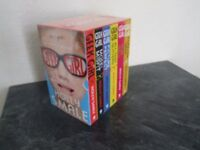 'Geek Girl' - set of 6 NEW