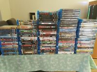 Blu ray bundle around 120 movies