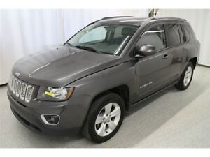 2016 Jeep Compass HIGH ALTITUDE*CUIR*MAGS 17po*TOIT*