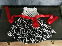 Gorgeous party dress size 2-3 years