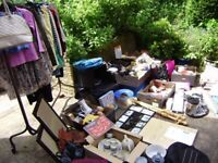 House clearance, job lot, carboot sale items
