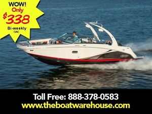 2016 four winns HD 270SS Mercruiser 350HP  Trailer Toilet Kingston Kingston Area image 1