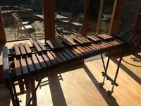 3.5 octave Xylophone. Ideal for beginner/intermediate practice. Good condition!