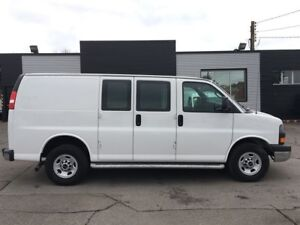 2016 Chevrolet Express 2500 gmc loaded fin or leasefrom4.99% O.A