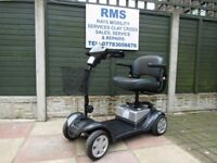 Kymco Mini LS 4mph Car Boot Scooter. In lovely condition