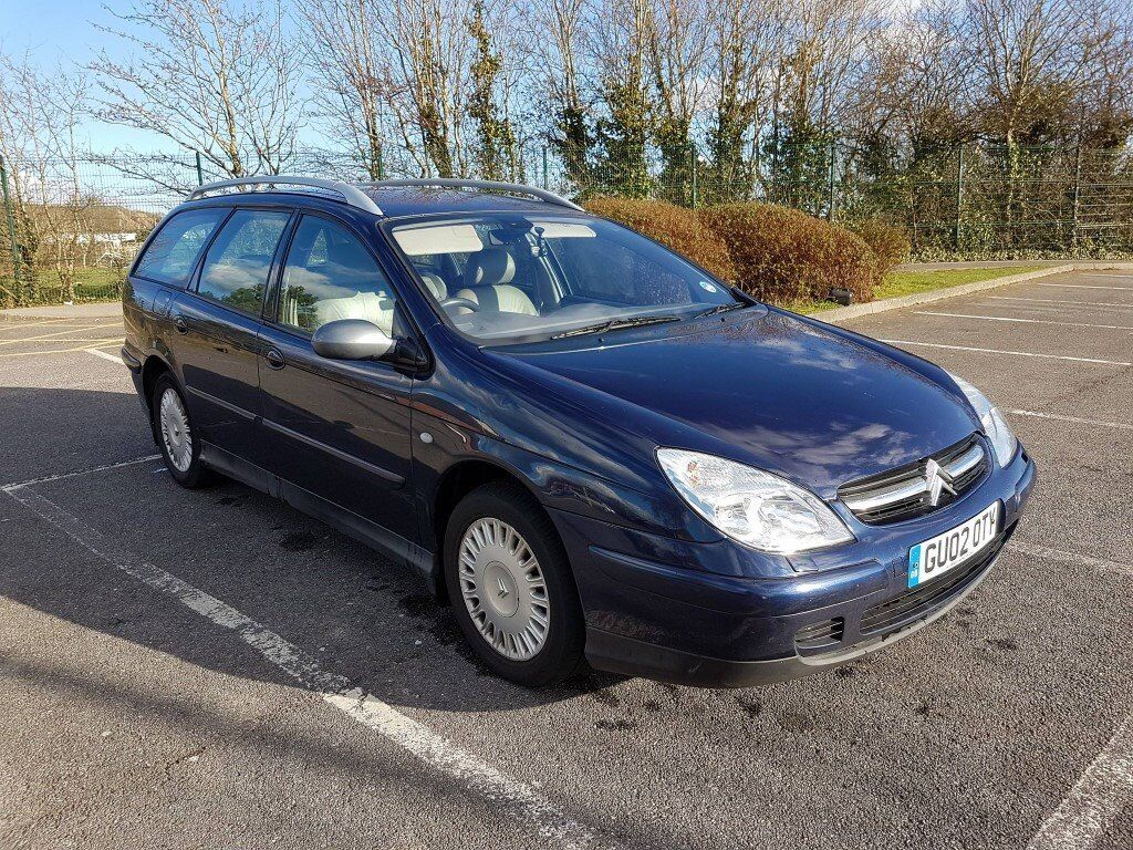 2002 citroen c5 2 2hdi exclusive estate in eastbourne east sussex gumtree. Black Bedroom Furniture Sets. Home Design Ideas