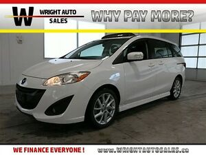 2015 Mazda MAZDA5 GT| LEATHER| SUNROOF| BLUETOOTH| 15,581KMS
