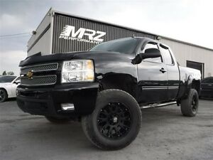 2012 Chevrolet Silverado 1500 LTZ - Lift kit 6'' - Mags XD 20''