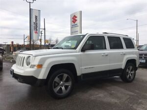2016 Jeep Patriot High Altitude 4X4 ~Power/Heated Leather ~P/Sun