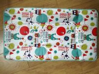 Mamas and Papas baby change mat