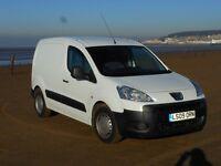 Peugeot Partner 1.6Hdi 75Bhp van