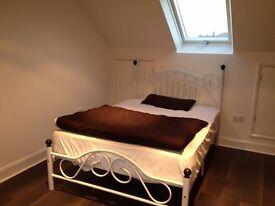 ***STUDIO / NEW DOUBLE BED EN-SUITE LOFT ROOM TO RENT IN HARROW***