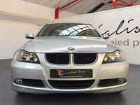 BMW 320D SE [LEATHER / 6-SPEED / STUNNING EXAMPLE / FULL SERVICE HISTORY / MUST BE SEEN]