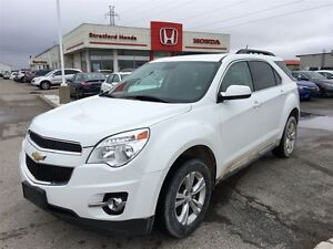 2013 Chevrolet Equinox 1LT AWD with Remote Start