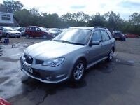 2007 Subaru Impreza 2.0 Automatic Estate MOT'd Feb £1495