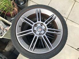 "Seat BBS Alloy wheels 18"""
