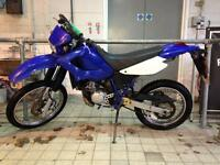 Dt125r dtr125 swap for classic car or yzf r125