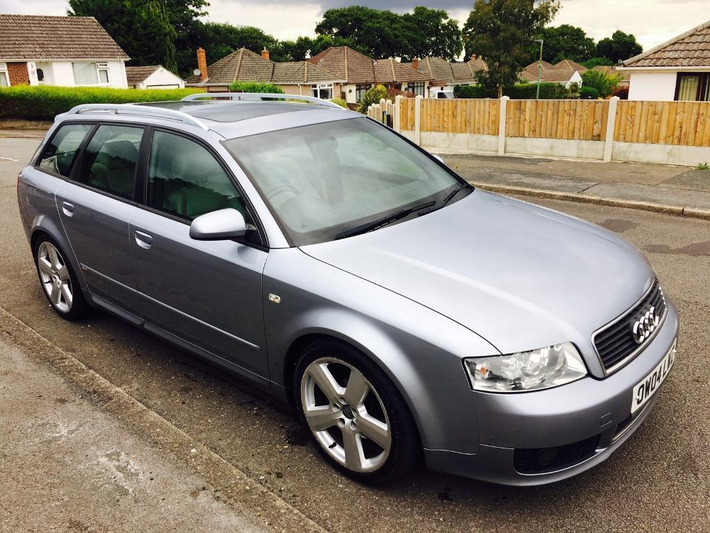 audi a4 avant s line b6 estate 1 8 turbo 190 full history new mot in bournemouth dorset gumtree. Black Bedroom Furniture Sets. Home Design Ideas