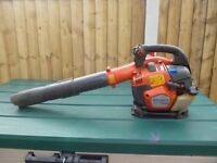Husqvarna 525bx petrol garden leaf blower