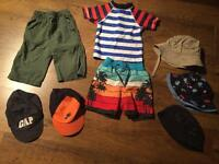 Boys 12-18 month Brand Name Summer Clothing