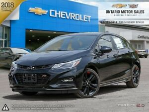 2018 Chevrolet Cruze LT Auto REDLINE EDITION / RS PACKAGE / H...