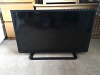 Toshiba 32D1533DB 32-inch LED TV (built in DVD player)