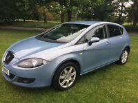2005 SEAT LEON STYLANCE TDI - ONLY 70K MILES - NEW CLUTCH AND FLYWHEEL FITTED