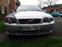 VOLVO S80 2.5 T PETROL, 210 BHP, MANUAL, LONG MOT