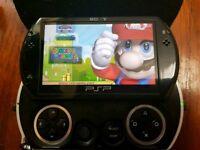 PSP GO.