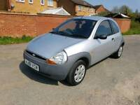 2002 FORD KA 1.3 COLLECTION * FULL HISTORY * CD PLAYER * AC