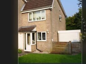 2 bedroom house to rent in Tytherington