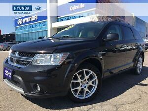 2012 Dodge Journey R/T | 7 PASSANGER | LEATHER | ROOF | ONE OWNE