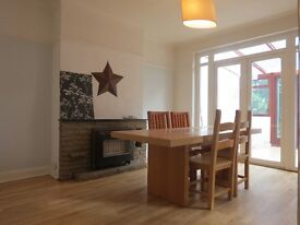 Spacious 4 Double Bedroom 2 Bathroom House Wimbledon Chase With Private Garden And Off Road Parking