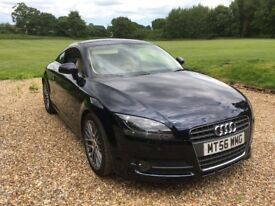 Beautifully well looked after Audi TT MKII