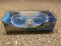 'Zoggs' Swimming Goggles Blue Aqua Tech+ (Adult) *** Brand New in the box ***