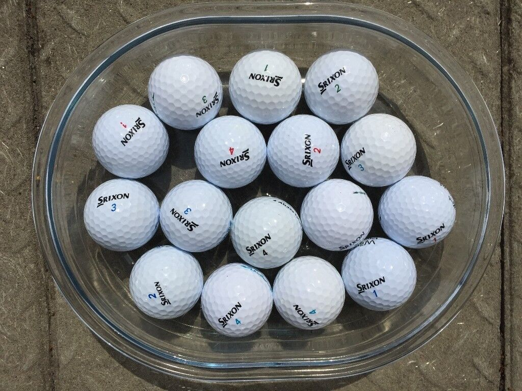 Good As New Golf Balls From Titleist Callaway Nike Wilson Staff Taylor Made And More