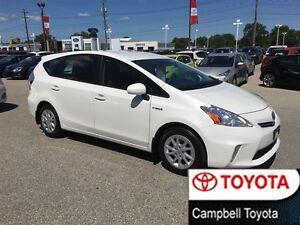 2014 Toyota Prius v HYBRID--LUXURY PKG--NAV--HEATED LEATHER