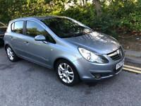 Vauxhall Corsa 1.3 CDTI 2007, Timing-Chain Changed, Full Service History