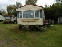 Static caravan, near Great Yarmouth