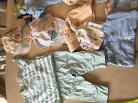 Huge selection of boys baby clothes