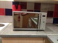 URGENT- Silver Microwave for £10!