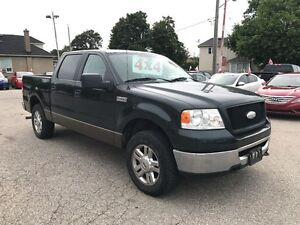 2006 Ford F-150 SUPERCREW/5.4L/4X4/SAFETY/WARRANTY INCL