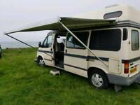 Ford duetto campervan