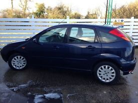 Ford Focus ghia 2003 full leather interior, needs nothing