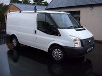 2013 ford transit (no vat)£7300 ono