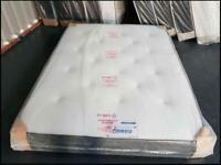 Brand new Mattresses in packaging memory foam - orthopaedic kingsize - double - single